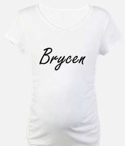 Brycen Artistic Name Design Shirt