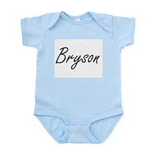 Bryson Artistic Name Design Body Suit
