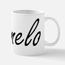 Carmelo Artistic Name Design Mug