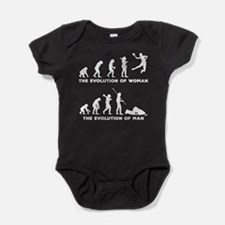 Handball Baby Bodysuit