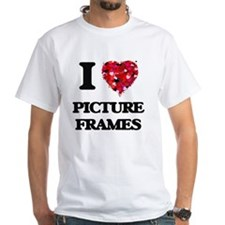 I Love Picture Frames T-Shirt