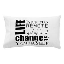 No Remote Pillow Case