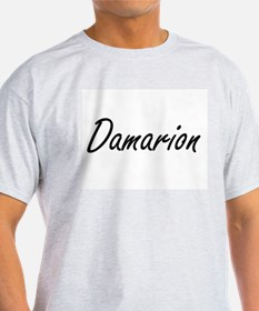 Damarion Artistic Name Design T-Shirt