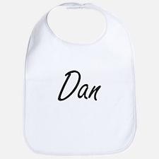 Dan Artistic Name Design Bib