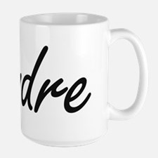 Dandre Artistic Name Design Mugs