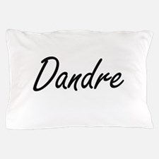 Dandre Artistic Name Design Pillow Case