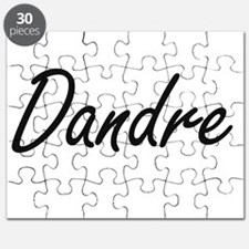 Dandre Artistic Name Design Puzzle