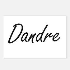 Dandre Artistic Name Desi Postcards (Package of 8)
