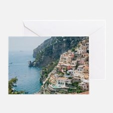 Italy - Amalfi Coastline  Greeting Card