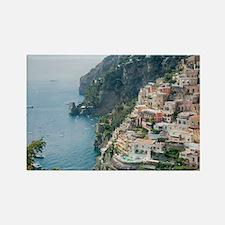 Italy - Amalfi Coastline  Rectangle Magnet