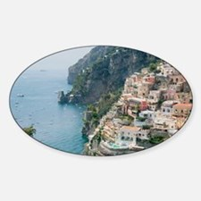 Italy - Amalfi Coastline  Decal