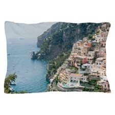 Italy - Amalfi Coastline  Pillow Case