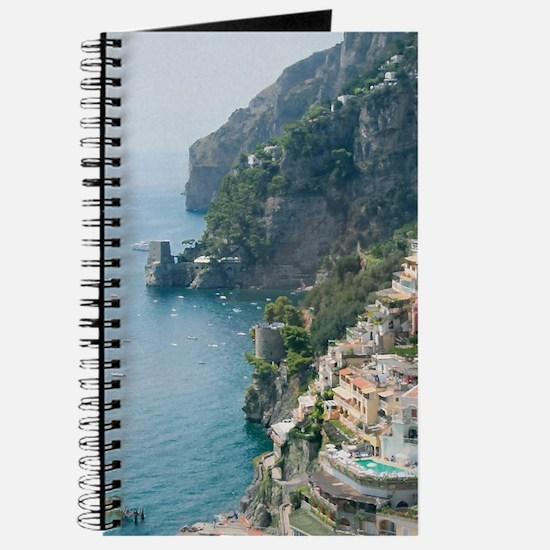 Amalfi Coastline Journal