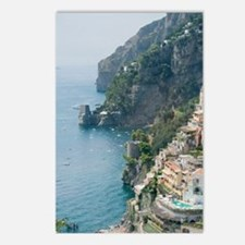 Amalfi Coastline Postcards (Package of 8)