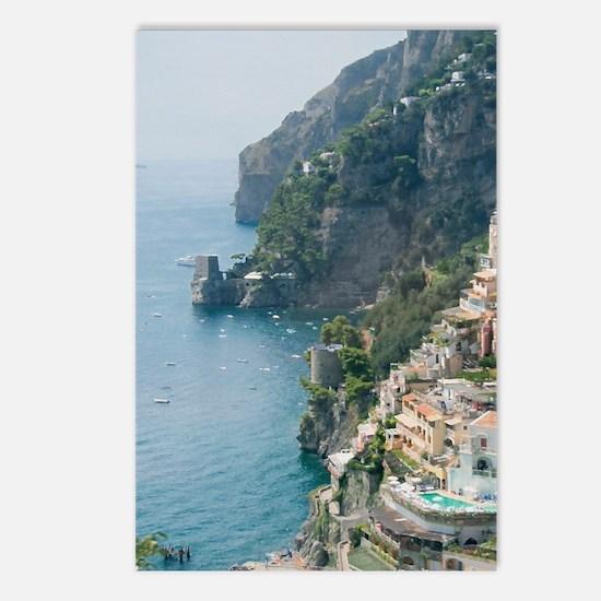 Amalfi Coastline Postcards (Package of 8)