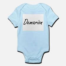 Demarion Artistic Name Design Body Suit