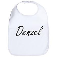 Denzel Artistic Name Design Bib