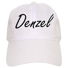 Denzel Artistic Name Design Baseball Cap