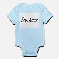 Deshaun Artistic Name Design Body Suit