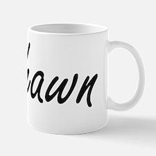 Deshawn Artistic Name Design Mug