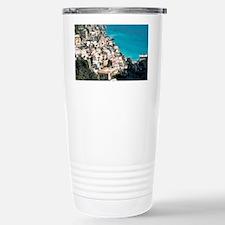 Croatia Upside Stainless Steel Travel Mug