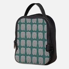 Wombat Neoprene Lunch Bag
