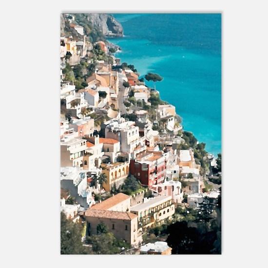 Amalfi Upside Postcards (Package of 8)