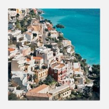 Amalfi Upside Tile Coaster