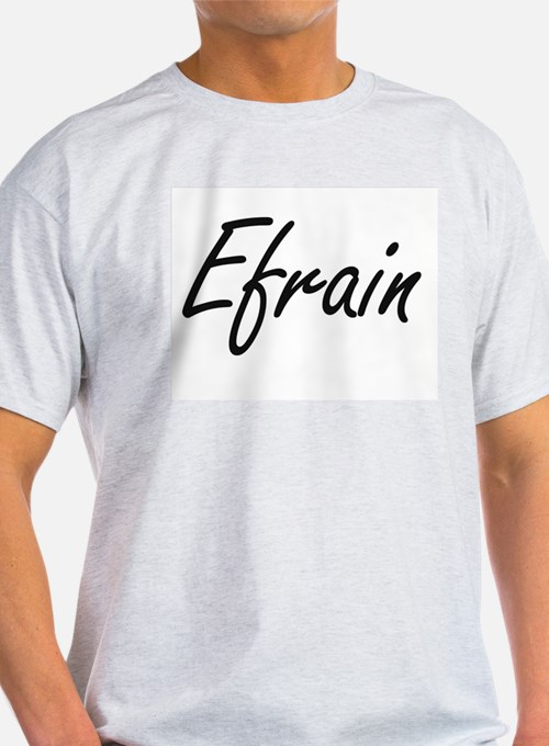 Efrain Artistic Name Design T-Shirt
