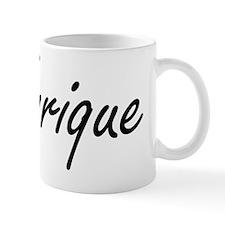 Enrique Artistic Name Design Mug