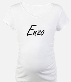 Enzo Artistic Name Design Shirt