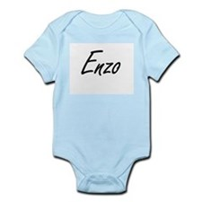 Enzo Artistic Name Design Body Suit