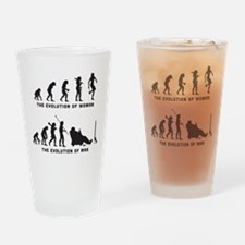Footbag Drinking Glass