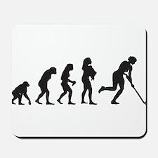 Field Hockey Mousepad