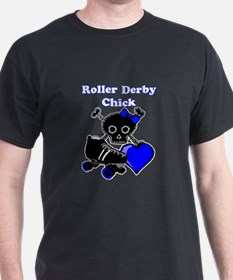 Roller Derby Chick T-Shirt