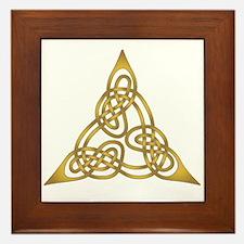 Celtic Knot 64 Framed Tile