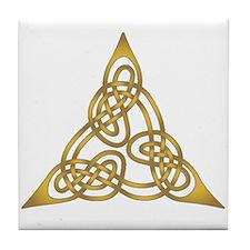 Celtic Knot 64 Tile Coaster