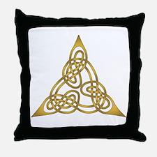 Celtic Knot 64 Throw Pillow
