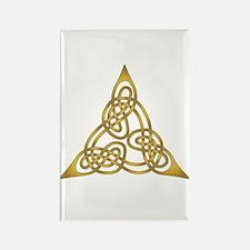 Celtic Knot 64 Rectangle Magnet