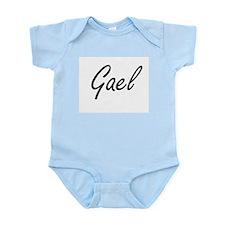 Gael Artistic Name Design Body Suit