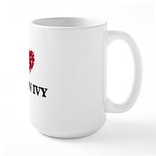 I Love Poison Ivy Mug