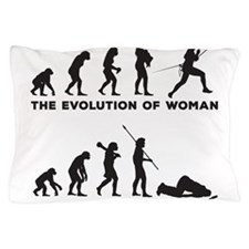 Fencing Pillow Case