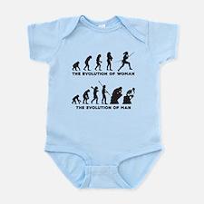 Fencing Infant Bodysuit