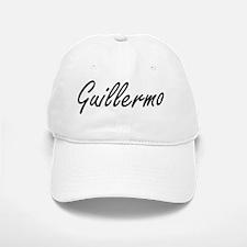 Guillermo Artistic Name Design Baseball Baseball Cap