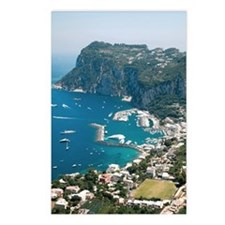 Italy, Capri  Postcards (Package of 8)