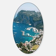 Italy, Capri  Decal