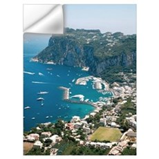 Italy, Capri Wall Decal