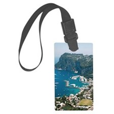 Italy, Capri  Luggage Tag