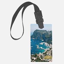 Italy, Capri  Luggage Tag