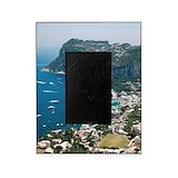 Capri italy Picture Frames